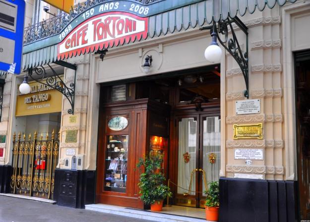 Cafe Tortoni 1858