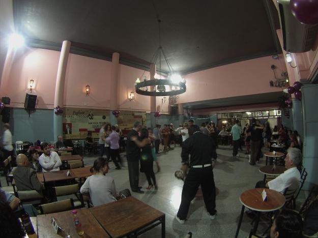 Tango Dersi - Club Malcolm